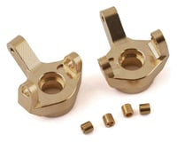 Yeah Racing Axial SCX24 Brass Front Steering Knuckles