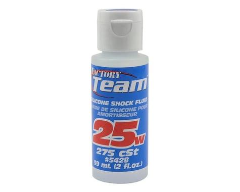 Team Associated Silicone Shock Oil (2oz) (25wt)