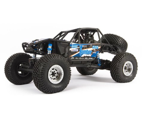 Axial RR10 Bomber 2.0 1/10 RTR Rock Racer (Blue)