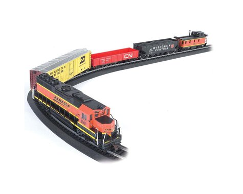 Bachmann Rail Chief Set (HO Scale)