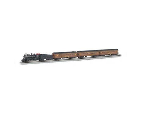 Bachmann The Broadway Limited Train Set (N Scale)