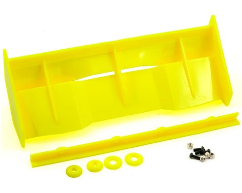 """Bittydesign """"Stealth"""" 1/8 Buggy & Truggy Wing Kit (Yellow)"""