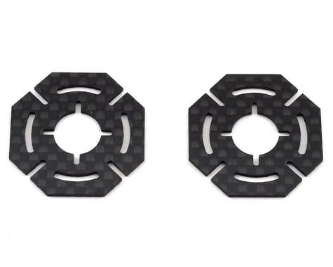 Team Brood TLR 22 5.0 Carbon Fiber Slipper Pads