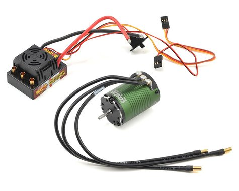 Castle Creations Sidewinder SCT Waterproof Combo w/Sensored 1410 Motor (3800Kv)