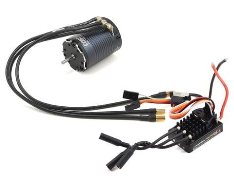 Castle Creations Mamba Micro X Crawler Waterproof Sensored Combo w/2850kV Slate