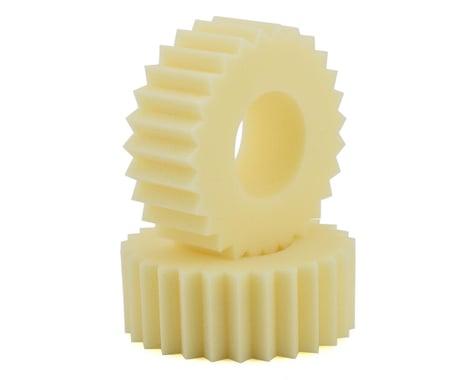 "Crazy Crawler LaserFoam ""Heavy Duty"" 1.9 Foam Crawler Tire Insert (2) (116x45mm)"