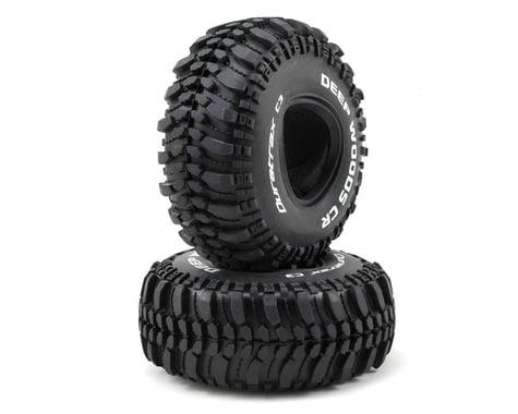 "DuraTrax Deep Woods CR 1.9"" Crawler Tires (2) (C3 - Super Soft)"