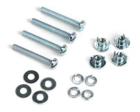 DuBro Mounting Bolts & Nuts, 4-40 x 1-1/4