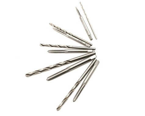 DuBro Complete Tap & Drill Set (Standard)