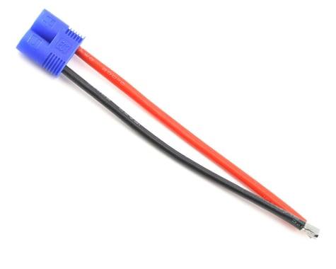 """E-flite EC3 Device Connector w/4"""" Wire (16GA)"""