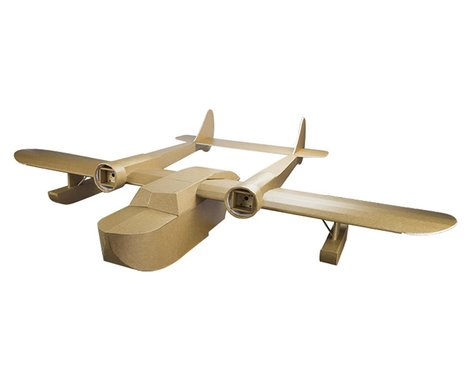 Flite Test Sea Duck Electric Airplane Kit (1422mm)
