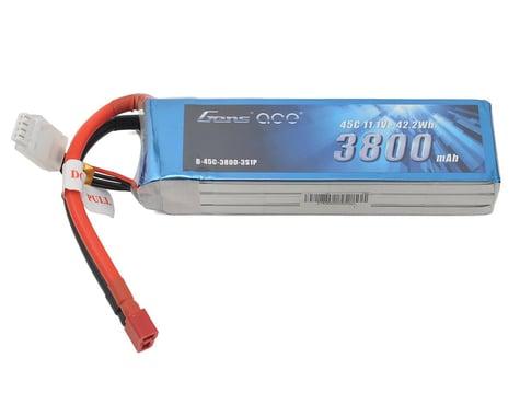 Gens Ace 3S LiPo Battery 45C (11.1V/3800mAh)