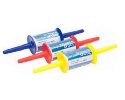 HQ Kites Spinner Line Spool 30LB/500ft Various Colors