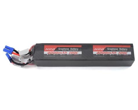 HRB 12S 100C Graphene LiPo Battery (44.4V/4000mAh)