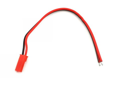 Hitec Red BEC Connector and Lead (Male)