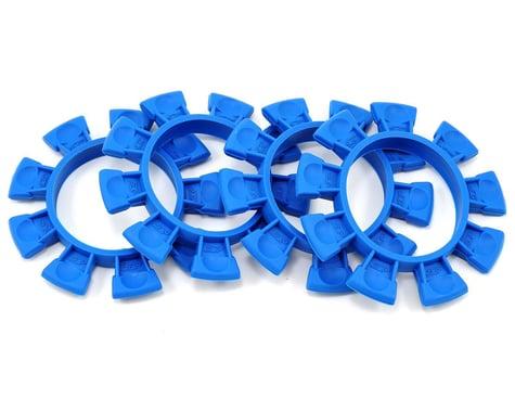 """JConcepts """"Satellite"""" Tire Glue Bands (Blue)"""
