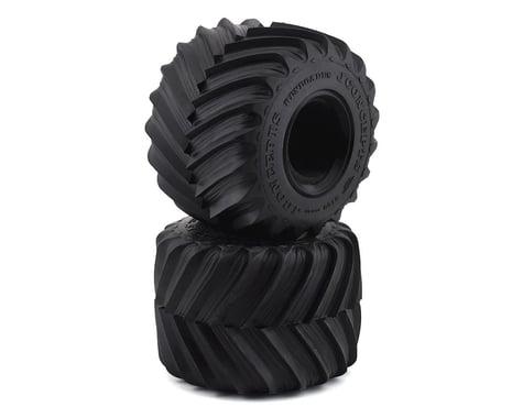 "JConcepts 5.6"" Renegades Monster Truck Tire w/React Foams (2) (Blue)"