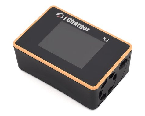 Junsi iCharger X8 Lilo/LiPo/Life/NiMH/NiCD DC Battery Charger (8S/30A/1100W)