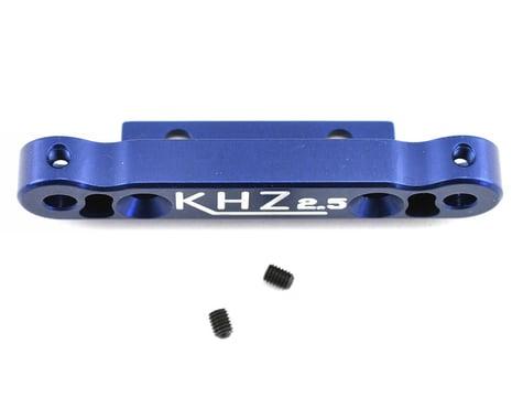 King Headz Kyosho MP777 Rear Toe-In Plate (2.5 degree)