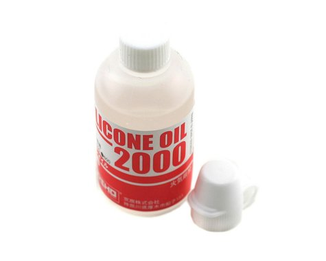 Kyosho Silicone Differential Oil (40cc) (2,000cst)