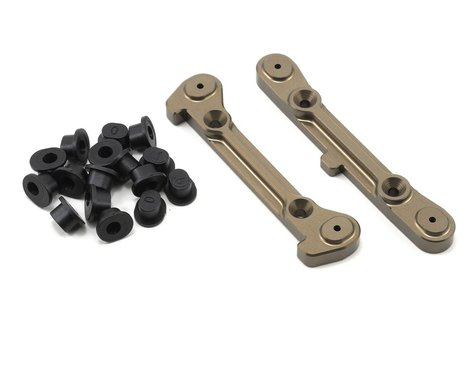 Losi Adjustable Rear Hinge Pin Brace w/Inserts