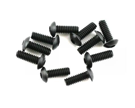 """Losi 2-56x1/4"""" Button Head Screws (10)"""