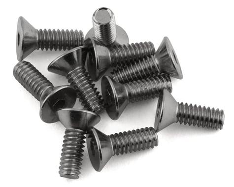 """Losi 5-40x3/8"""" Flat Head Screws (10)"""