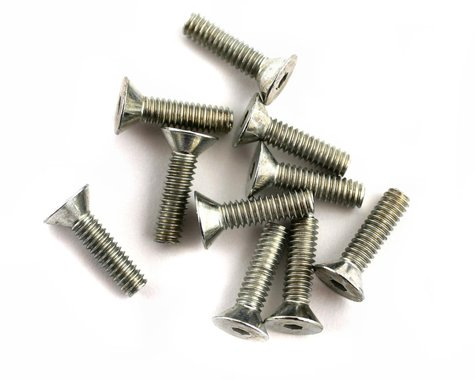 """Losi 5-40x1/2"""" Flat Head Screws (10)"""
