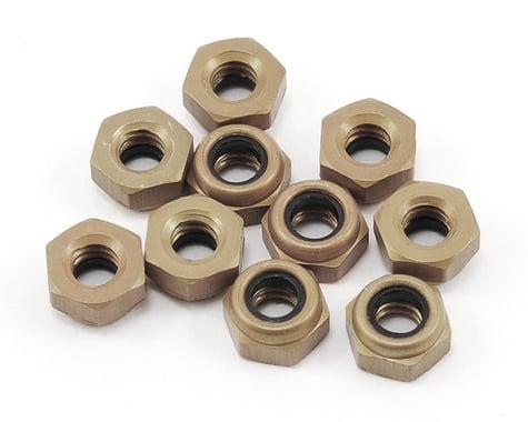 Losi 4-40 Aluminum Mini Nuts (10)