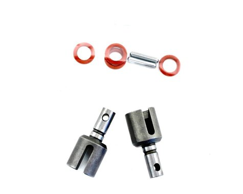 Losi F/R Diff Outdrive Set: LST