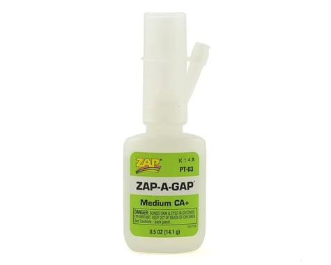 Pacer Technology Zap-A-Gap CA+ Glue (Medium) (0.5oz)