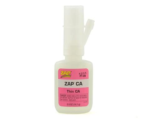 Pacer Technology Zap Thin CA Glue, 1/2 oz