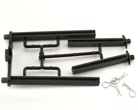 Pro-Line Extended Front & Rear Body Mounts (Revo)