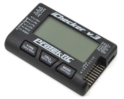 "ProTek RC ""iChecker 3.0"" LCD LiPo Battery Cell Checker (2-8S)"
