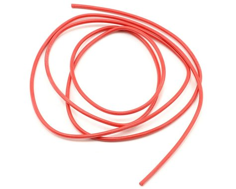ProTek RC 20awg Red Silicone Hookup Wire (1 Meter)