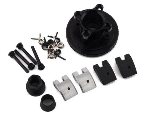ProTek RC 34mm 4-Shoe Off-Road Clutch Set (2 Aluminum/2 Composite Shoes)