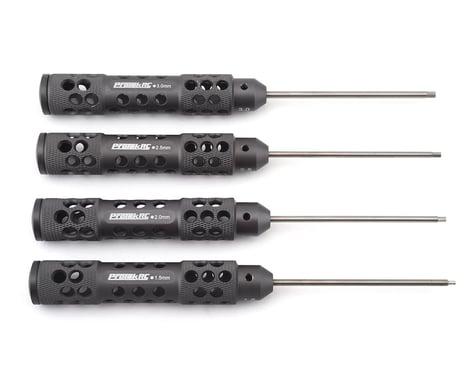 "ProTek RC ""TruTorque SL"" Metric Hex Driver Set (4) (1.5mm, 2.0mm, 2.5mm, 3.0mm)"