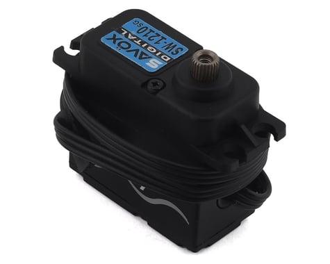 """Savox SW-1210SG """"Tall"""" Waterproof Aluminum Case Digital Servo"""
