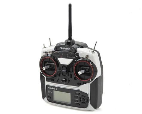 Sanwa/Airtronics Aquila 6 4WD 6-Channel 2.4GHz Surface Stick Radio System