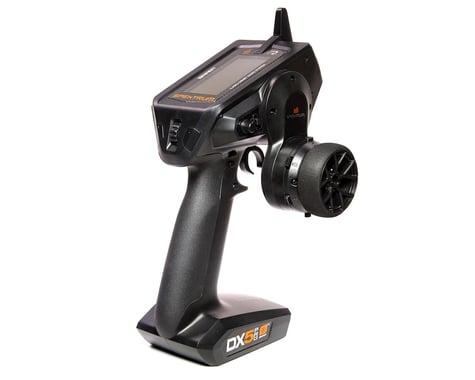Spektrum RC DX5 Pro 2021 5-Channel DSMR Surface Radio (Transmitter Only)