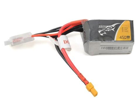 Tattu 4S LiPo Battery 75C (14.8V/450mAh) (JST-XH)