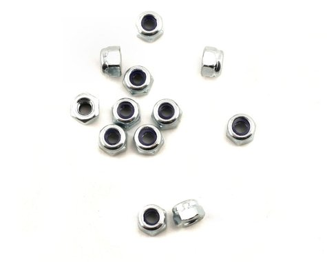 Traxxas 3mm Nylon Locknut (12)