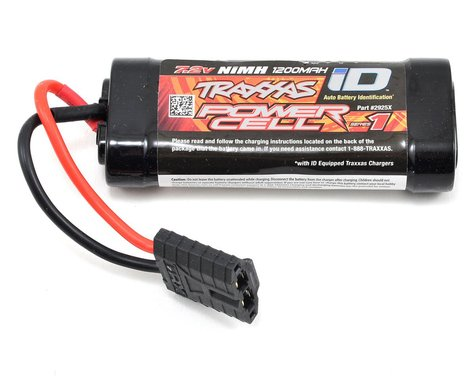 """Traxxas """"Series 1"""" 6-Cell 1/16 Battery w/iD Traxxas Connector (7.2V/1200mAh)"""