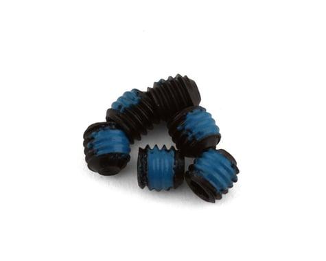 Traxxas Screws, Set (grub) 4mm (6) (w/ threadlock)