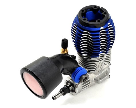 Traxxas TRX 2.5R .15 Rear Exhaust Nitro Engine (Standard Plug) (Non Pull Start)