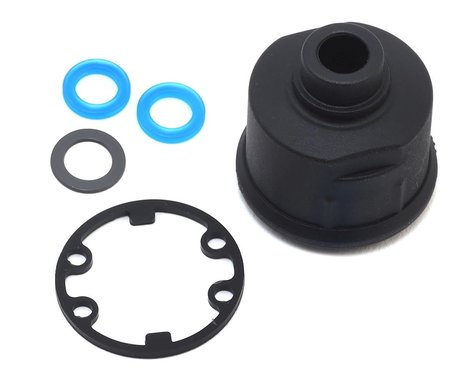 Traxxas Differential Carrier w/X-Ring Gaskets (2)