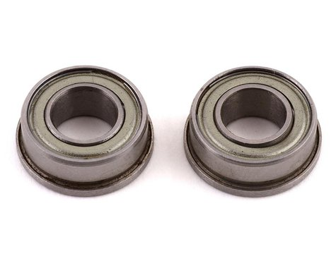 V-Force Designs Eco Series 1/4x1/2x3/16 Flanged Steel Bearings (2)