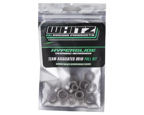 Whitz Racing Products Hyperglide DR10 Full Ceramic Bearing Kit