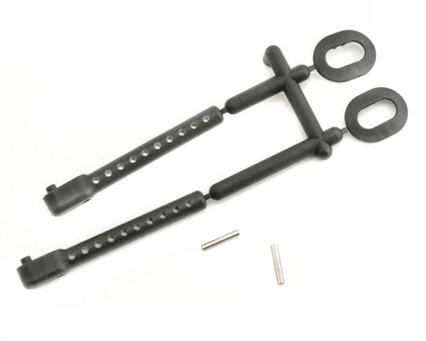 Xray Rear Body Mount Set (6mm)