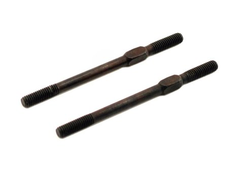 Xray Turnbuckle L/R 42mm Hudy Spring Steel (NT1) (2)